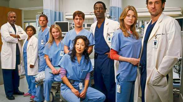 10 series voor de fans van Grey's Anatomy - Actueel