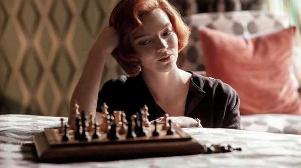 The Queen's Gambit breekt Netflix-record voor best bekeken miniserie - Artikel