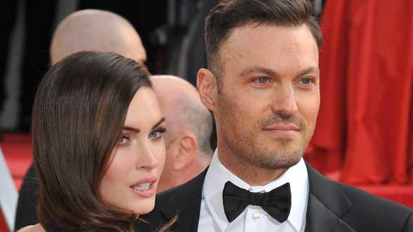 Megan Fox bestanden vraagt scheiding aan van Brian Austin Green - Actueel