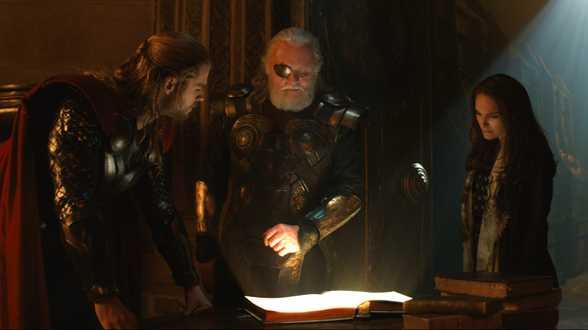 Vanavond op TV: Thor: The Dark World - Actueel