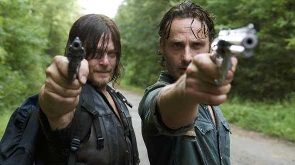 5 series voor de fans van The Walking Dead - Actueel