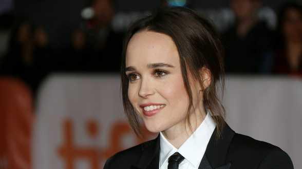 Ellen Page, nu Elliot, out zich als transman - Actueel