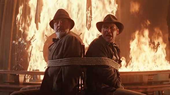 Vanavond op TV: Indiana Jones and the Last Crusade - Actueel