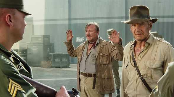 Vanavond op TV: Indiana Jones and the Kingdom of the Crystal Skull - Actueel