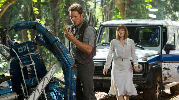 Vanavond op TV: Jurassic World - Actueel
