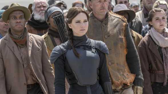 Vanavond op TV: The Hunger Games: Mockingjay - Part 2 - Actueel