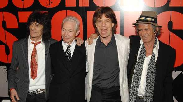 Producenten van 'The Crown' maken reeks over The Rolling Stones - Actueel