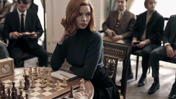 Netflix lost documentaire over 'The Queen's Gambit' - Actueel