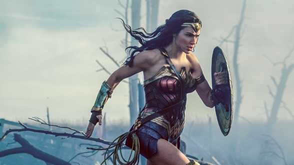 Vanavond op TV: Wonder Woman - Actueel