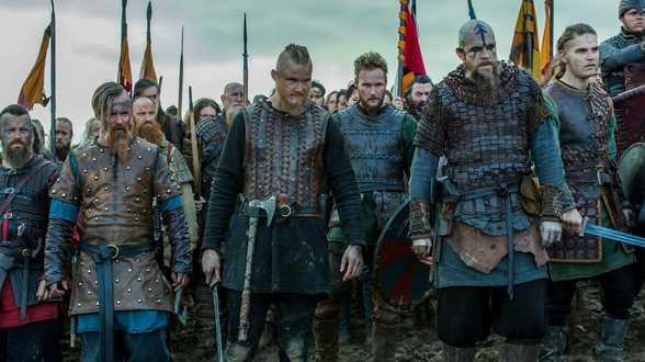 5 series voor de fans van Vikings - Actueel