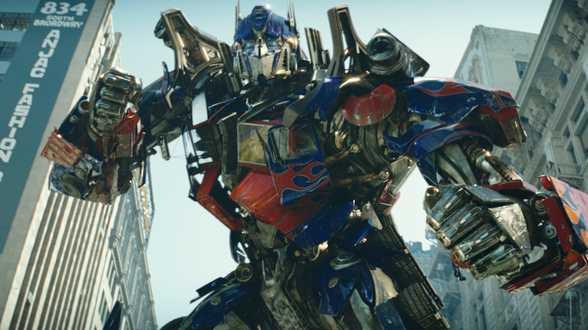 Vanavond op TV: Transformers - Actueel