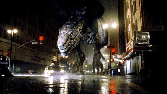 Vanavond op TV: Godzilla - Actueel