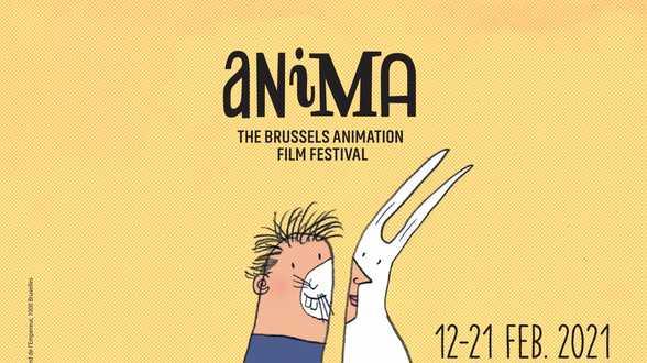 Filmfestival Anima komt naar huiskamer - Actueel
