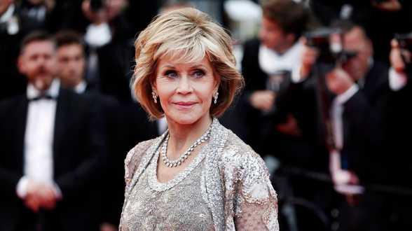 Jane Fonda krijgt Golden Globe voor gehele filmcarrière - Actueel