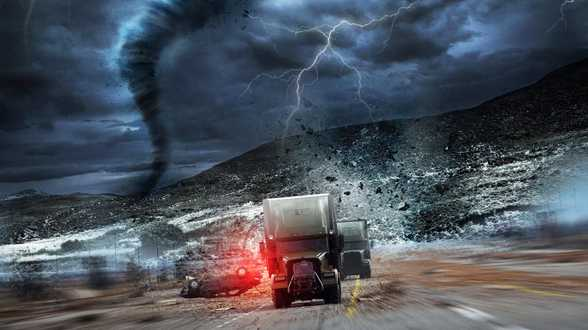 Vanavond op TV: The Hurricane Heist - Actueel
