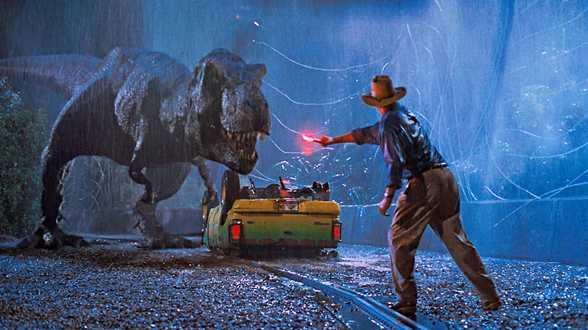 Vanavond op TV: Jurassic Park - Actueel