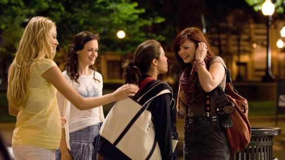 Vanavond op TV: The Sisterhood of the Traveling Pants 2 - Actueel