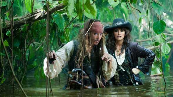 Vanavond op TV: Pirates of the Caribbean: On Stranger Tides - Actueel
