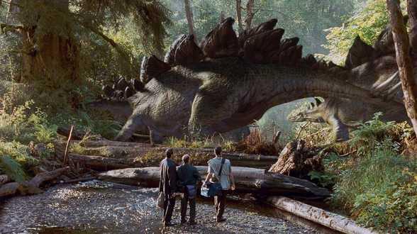 Vanavond op TV: The Lost World: Jurassic Park - Actueel