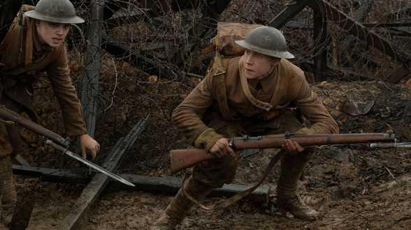 Toekomstige filmjournalist van de maand: Arnor Van Lerberghe schrijft over '1917' - Actueel