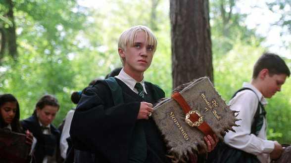 Tom Felton (Draco Malfoy) onthult details van achter de schermen bij Harry Potter - Actueel