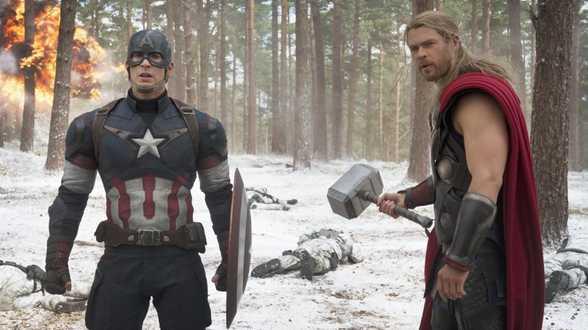 Vanavond op TV: Avengers: Age of Ultron - Actueel