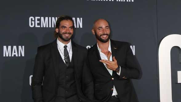 Adil en Bilall wezen Netflix-hit 'Lupin' af - Actueel