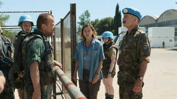 Srebrenica-film met Johan Heldenbergh genomineerd voor twee Bafta's - Actueel