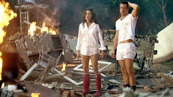 Vanavond op TV: Mr. & Mrs. Smith - Actueel