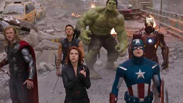 Vanavond op TV: The Avengers - Actueel