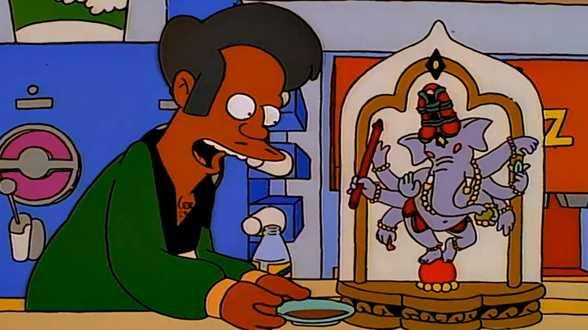 Omstreden personage Apu maakt comeback in 'The Simpsons' - Actueel