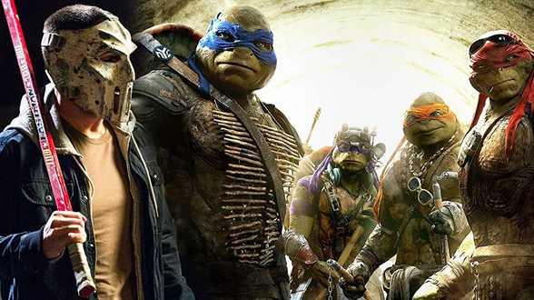 Vanavond op TV: Teenage Mutant Ninja Turtles: Out of the Shadows - Actueel