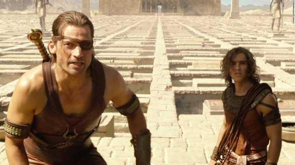 Vanavond op TV: Gods of Egypt - Actueel