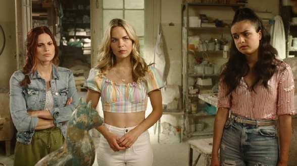 Première van nieuwe K3-film op Kinepolis Drive-in De Panne uitverkocht - Actueel
