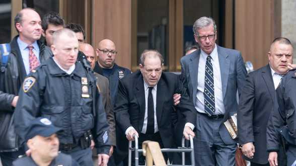 Harvey Weinstein in beroep tegen straf voor verkrachting - Actueel