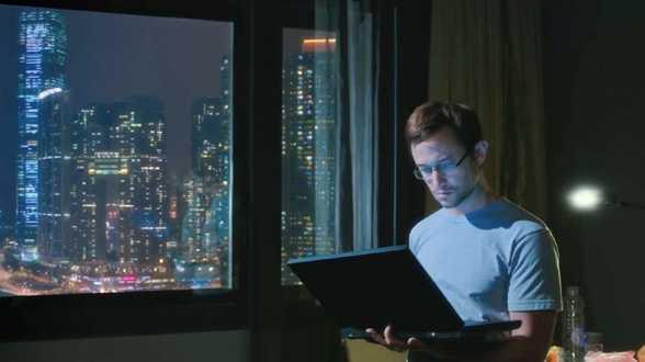 Vanavond op TV: Snowden - Actueel