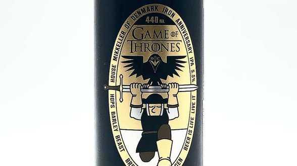 'Game of Thrones' blaast tien kaarsjes uit en viert dat met een speciaalbier - Actueel