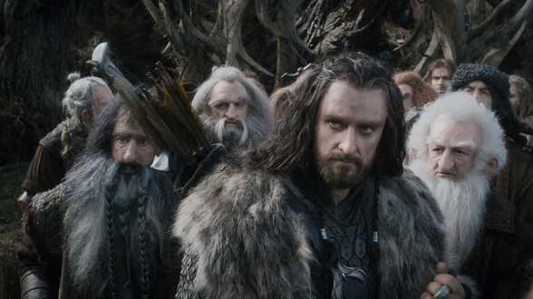 Vanavon op TV: The Hobbit: The Desolation Of Smaug - Actueel
