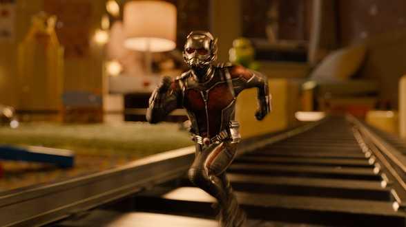 Vanavond op TV: Ant-Man - Actueel