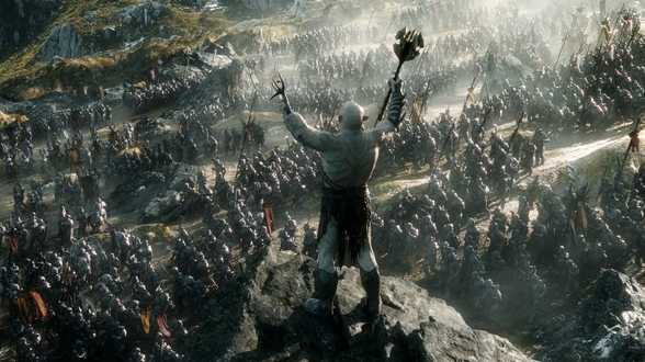 Vanavond op TV: The Hobbit: The Battle of The Five Armies - Actueel