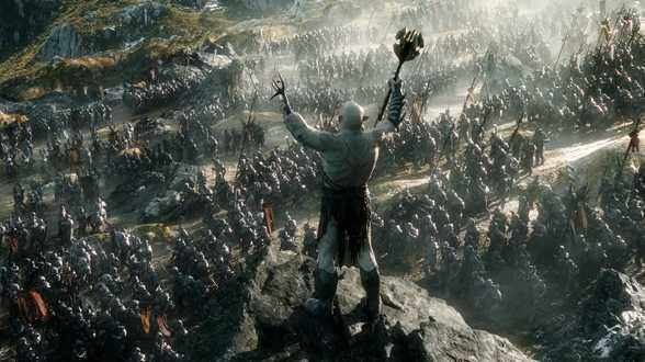 Vanavond op TV: The Hobbit: The Battle of The Five Armies - Actueel