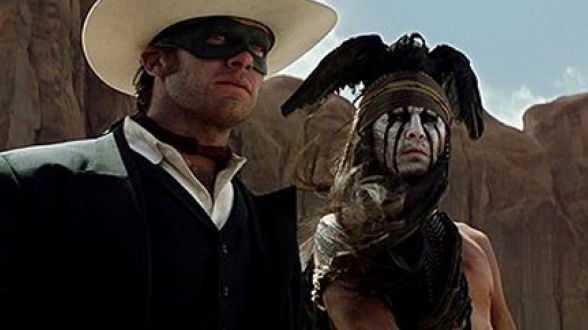 Vanavond op TV: The Lone Ranger - Actueel
