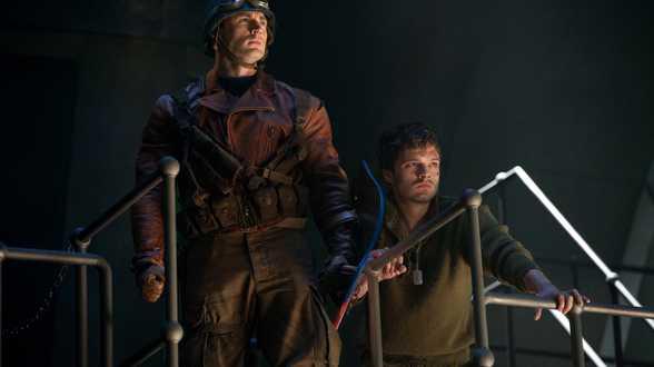 Vanavond op TV: Captain America: The First Avenger - Actueel