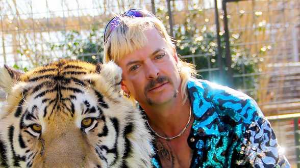 Tientallen dieren in beslag genomen bij zakenman uit 'Tiger King' - Actueel