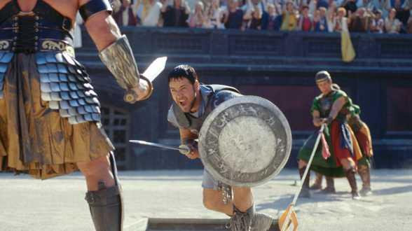 Vanavond op TV: Gladiator - Actueel