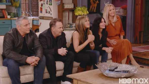Friends-reünie op 1 juni op Play4 en Streamz - Actueel