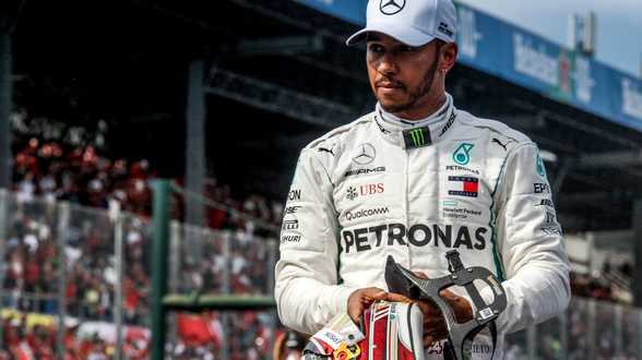 Carrièreswitch: Lewis Hamilton heeft grote ambities als acteur - Actueel