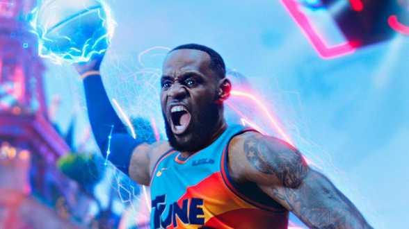 LeBron James slaat Olympische Spelen over om zijn film 'Space Jam' te promoten - Actueel