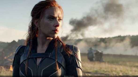 Film Black Widow pakt 'pandemierecord' met 80 miljoen dollar - Actueel