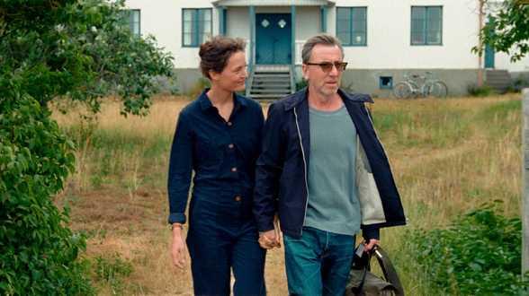 Filmfestival Cannes - Bergman Island lauw onthaald - Actueel